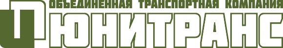 """Логотип """"ОТК """"ЮниТранс"""""""